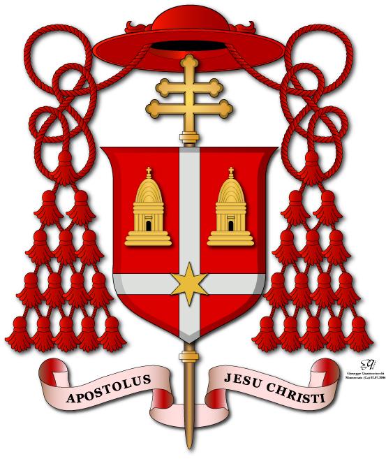 Kardinal Derys våpen