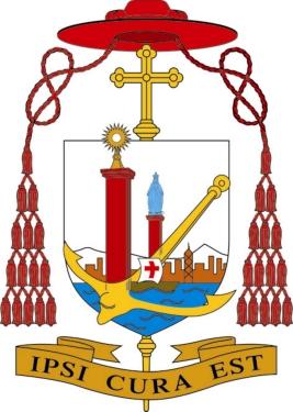 Kardinal Zens våpen