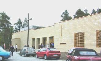St. Klara kirke - eksteriør