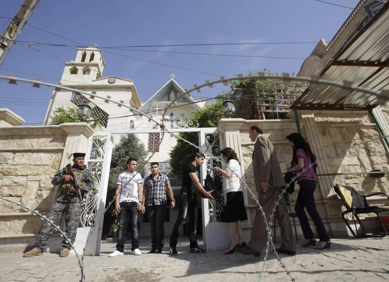 Kristne i Bagdad