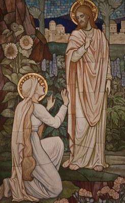 Maria Magdalena møter Den oppstandne Herre