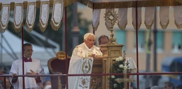 Corpus Christi i Roma