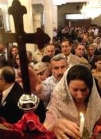 Påskefeiring i Syria