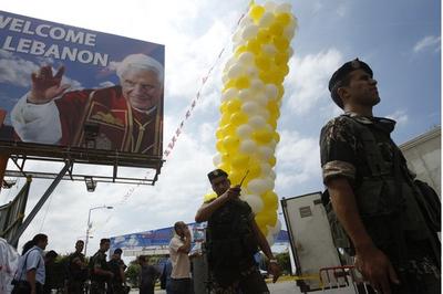 Paven i Libanon