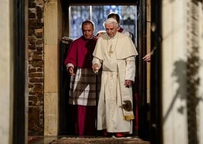 Paven i Loreto