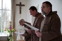 Munker i kapellet på Munkeby
