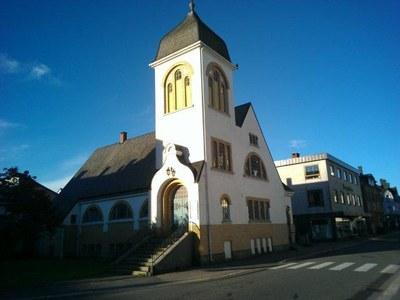 Kirken i Sandefjord