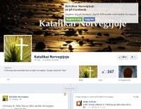 Litauisk facebook