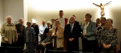 60 års klosterjubileum sr Helene CB