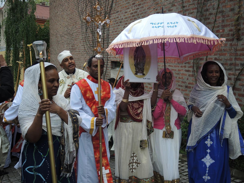 Eritreisk Maria-fest