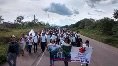 adventsaksjon Honduras 2015