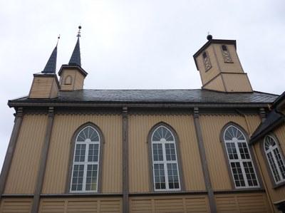 Vår Frue kirke Tromsø