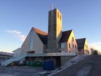 St. Gudmund kirke med brukstillatelse