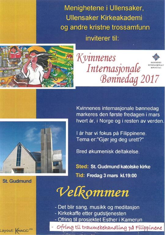 Kvinnenes internasjonalebønnedag St. Gudmund.PNG