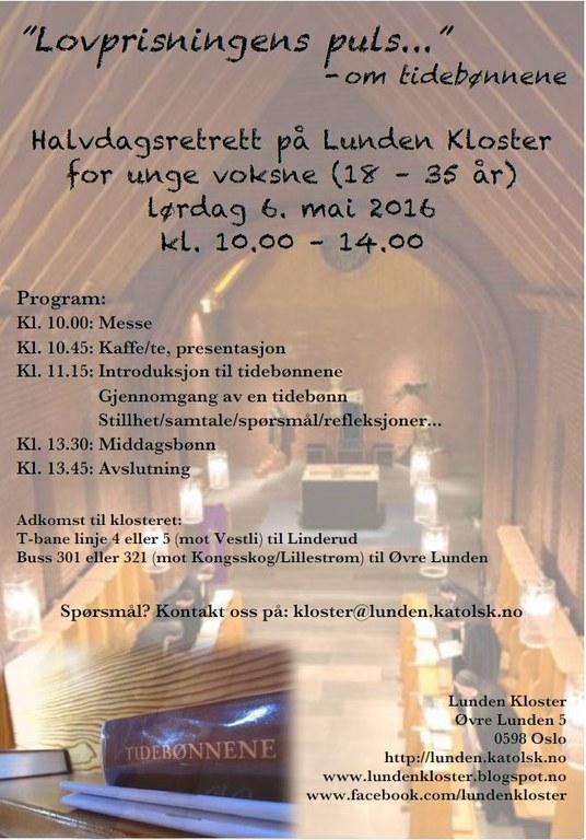 Halvdagsretrett Lunden kloster.JPG