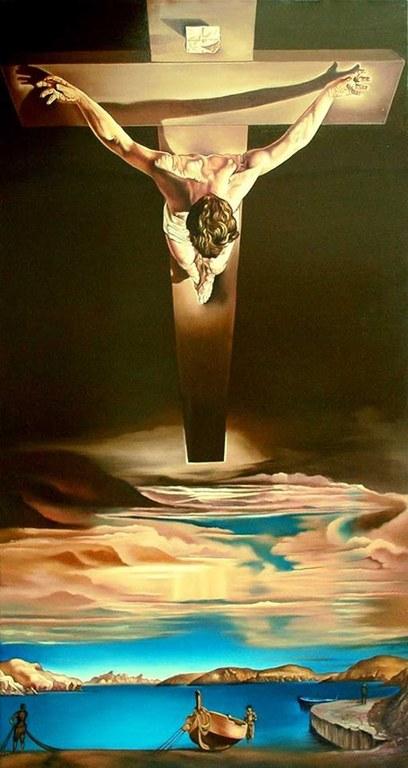 Salvador Dali korsfestelsen.jpg
