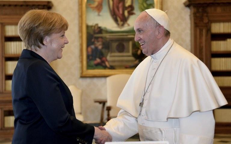 Pope Francis and Merkel.jpg