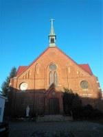 Pontifikalmesse: St. Peter kirke i Halden 140 år