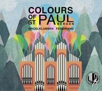 "CD ""Colours of St. Paul"""