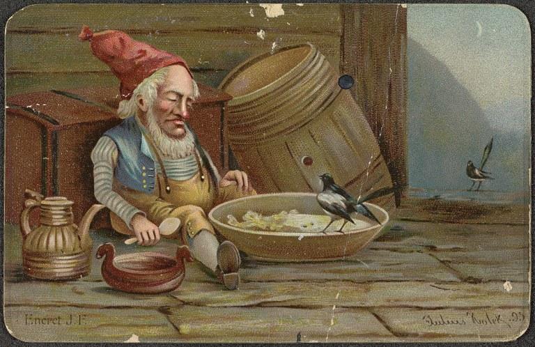 Julekort_med_nisse_og_grøt_(18886771365).jpg