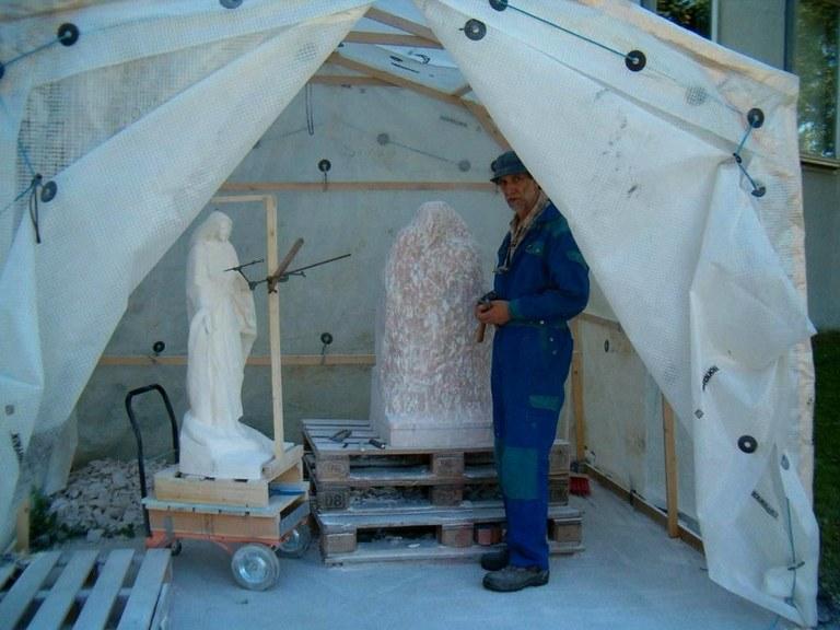 Norwegia. Opowieść rzeźbiarza, czyli historia pierwszego na świecie pomnika ks. Jerzego. 74d82074 ae2b 4d6f 8ba4 bd09efb8ee58