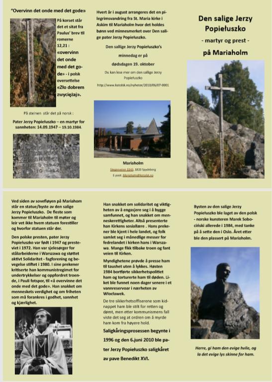 Norwegia. Opowieść rzeźbiarza, czyli historia pierwszego na świecie pomnika ks. Jerzego. 9aea8732 06d1 4c4b 8765 405362203172