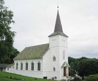 Katolsk messe i Austevoll kirke