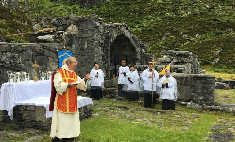 Messen preken p Haavar 3 Ragnhild.JPG