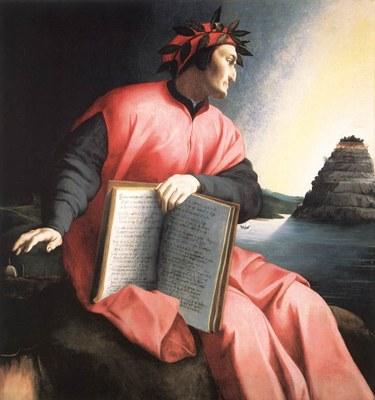 Dante i Purgatoriet